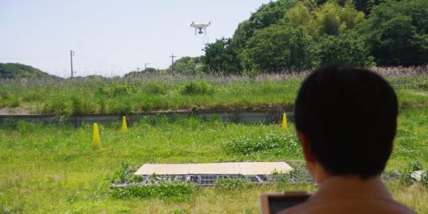 PHANTOMでの飛行訓練
